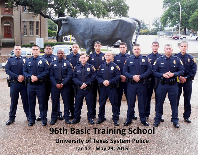 Police Academy University Of Texas System