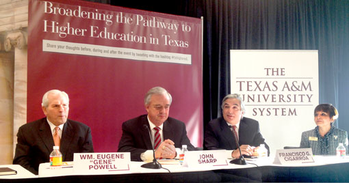 Texas Monthly Broadening the Pathway Panel