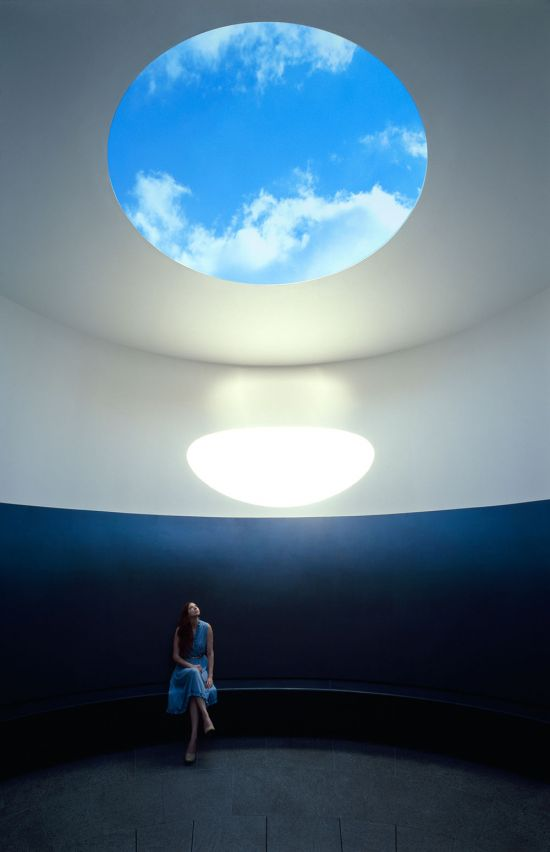 ut austin 39 s turrell skyspace makes its debut university. Black Bedroom Furniture Sets. Home Design Ideas