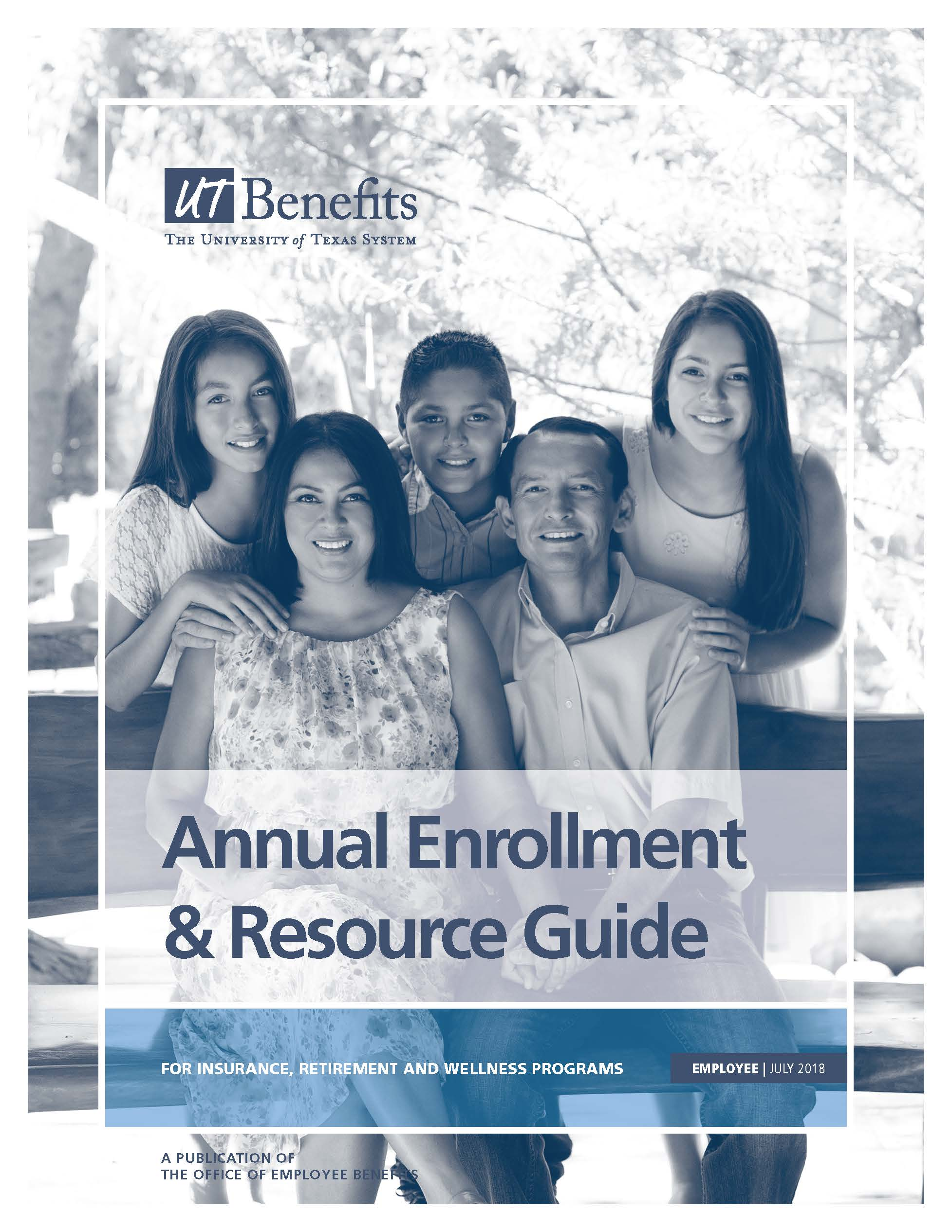 annual enrollment  u0026 resource guide for employees for 2018
