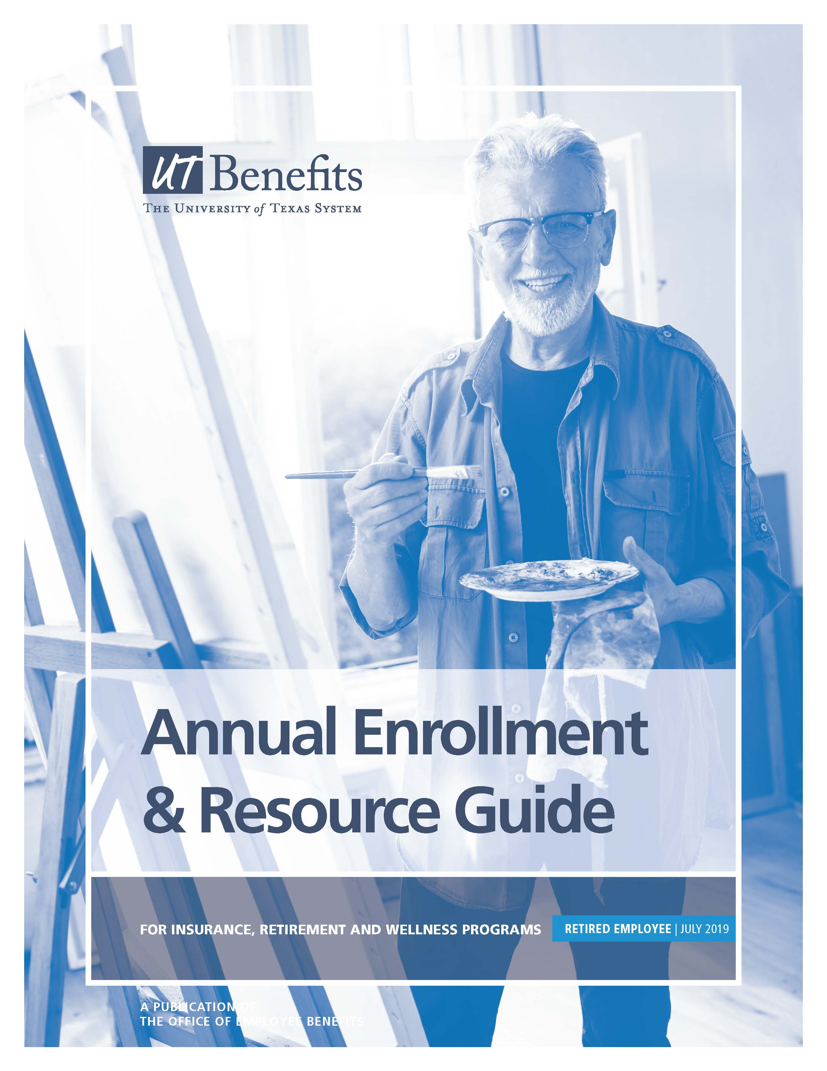 Annual Enrollment Retiree Newsletter 2019-2020