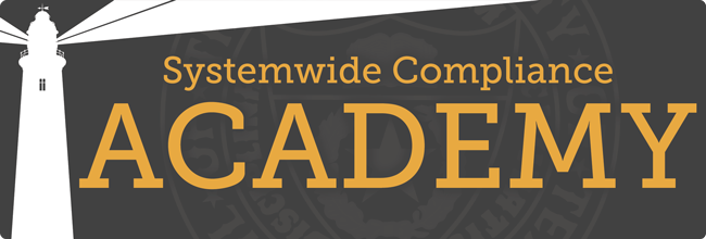 Systemwide Compliance Academy
