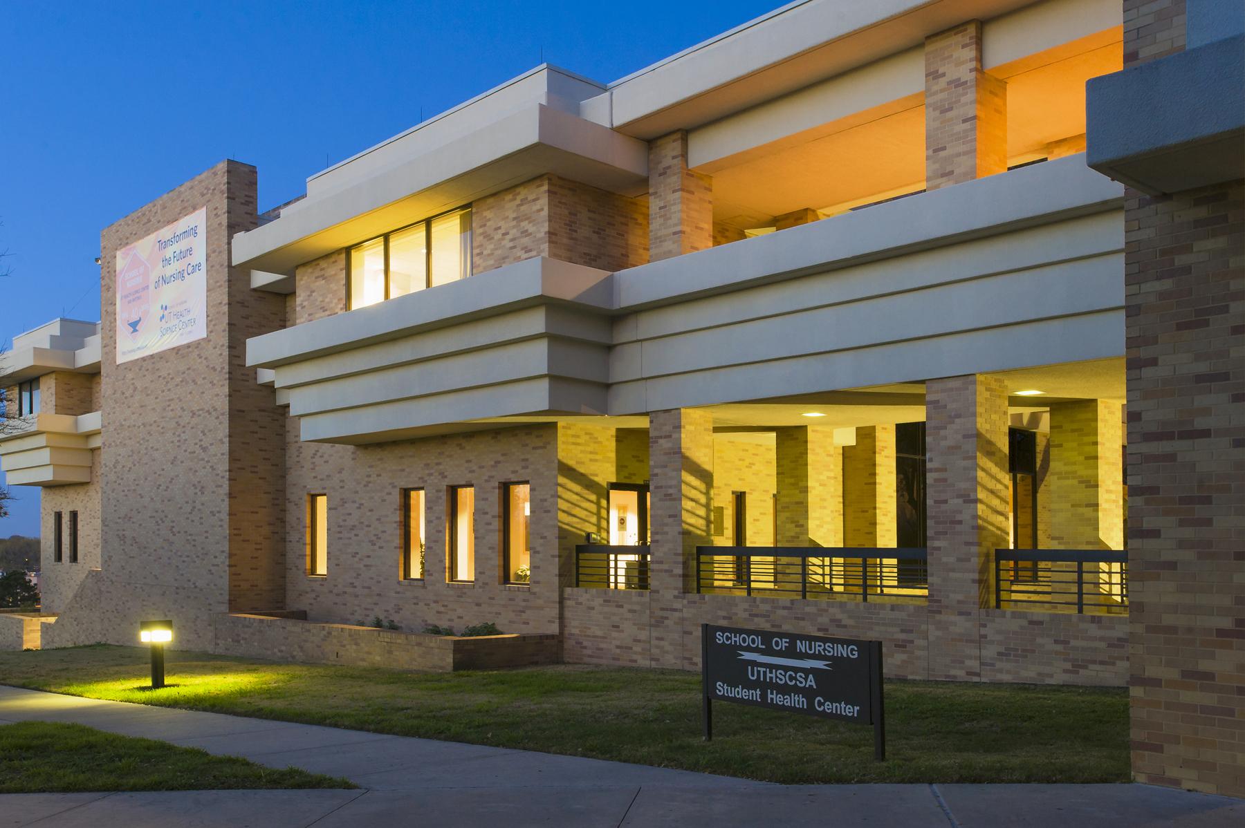 Nursing Schools In San Antonio >> The University Of Texas Health Science Center At San Antonio