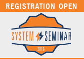 Registration Open. System Seminar 2016