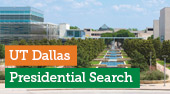 UT Dallas Presidential Search