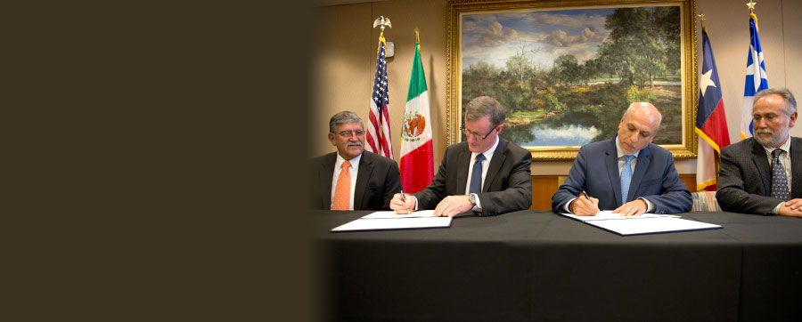 UT System and Mexican technology council form partnership