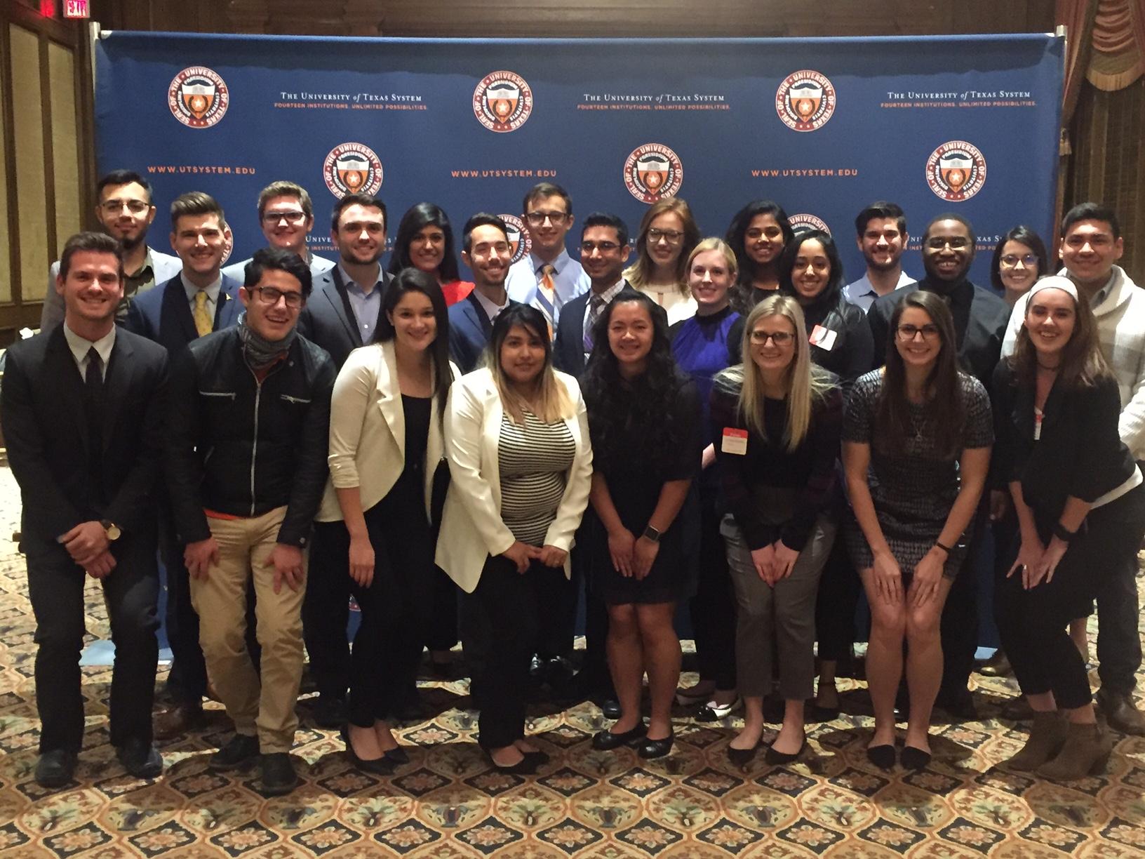 University Of Texas System Austin Texas - Group photo