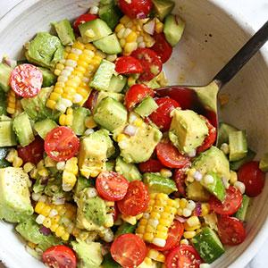 Refreshing Summer Salads | University of Texas System