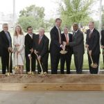 U. T. Health Science Center - Houston Research Park Complex Groundbreaking
