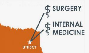UTHSCT, Surgery and Internal Medicine
