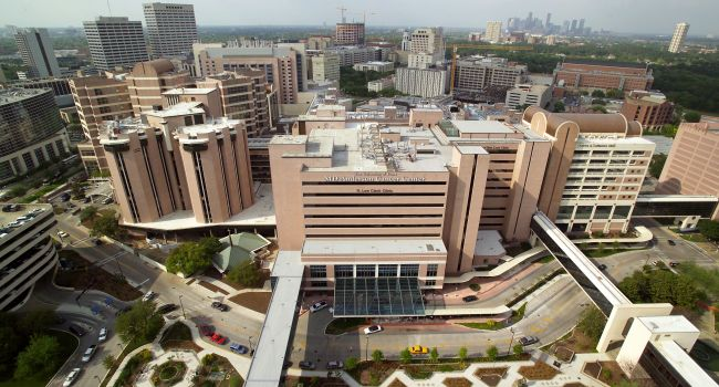 Md anderson cancer treatment center